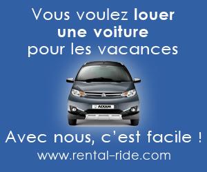 location voiture tunisie
