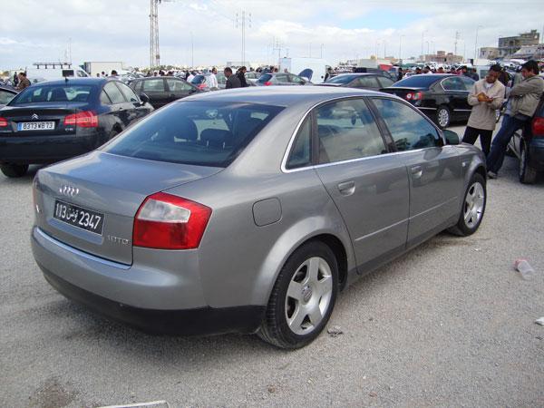 Vente voiture tunisie