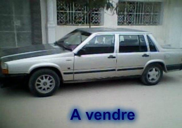 vente voiture occasion tunisie volvo 740