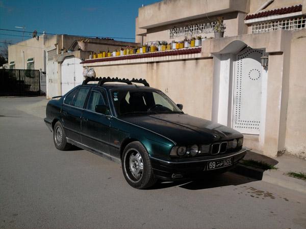 vente voiture occasion tunisie bmw série 5
