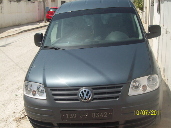 vente voiture occasion tunisie volkswagen caddy. Black Bedroom Furniture Sets. Home Design Ideas