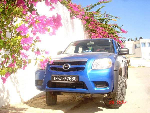 vente voiture occasion tunisie mazda 5