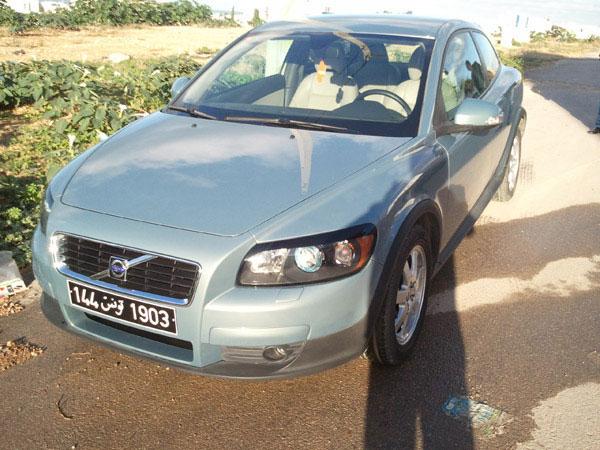 vente voiture occasion tunisie volvo c30