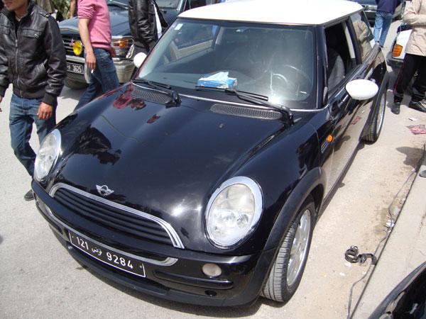 vente voiture occasion tunisie mini one