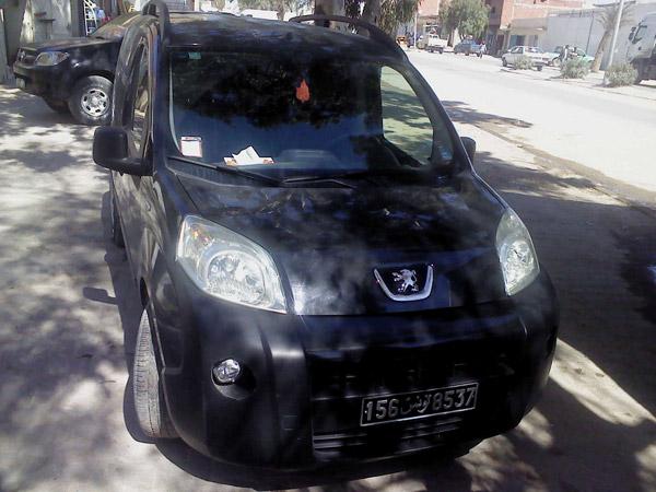 vente voiture occasion tunisie peugeot partner