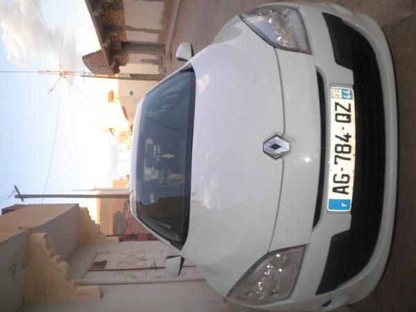 Vente Voiture Occasion Tunisie Renault Symbol - Brooks ...