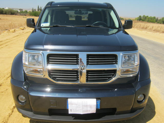 vente voiture occasion tunisie dodge nitro