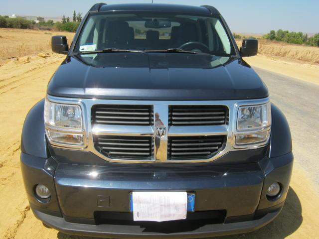 vente voiture occasion tunisie dodge nitro