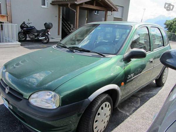 vente voiture occasion tunisie opel corsa