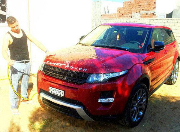 vente voiture occasion tunisie land rover range rover