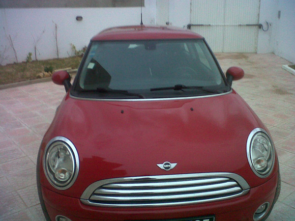 vente voiture occasion tunisie mini one