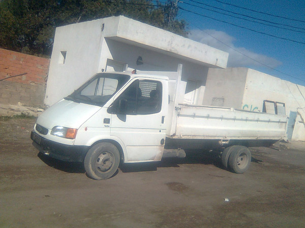 vente voiture occasion tunisie ford transit