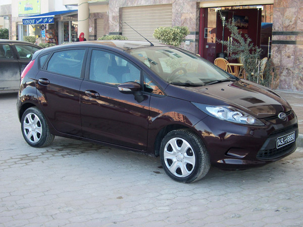 voiture occasion tunisie ford fiesta. Black Bedroom Furniture Sets. Home Design Ideas