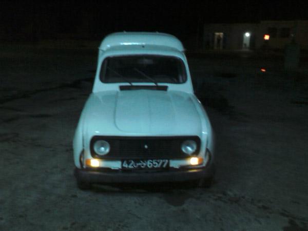 vente voiture occasion tunisie renault r4 l