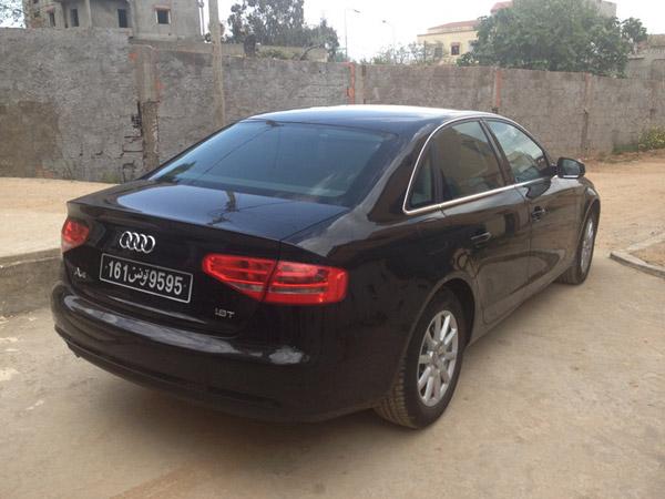 annonce de vente de voiture occasion en tunisie audi a4 jendouba