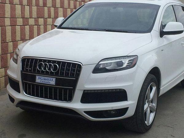 vente voiture occasion tunisie audi q7