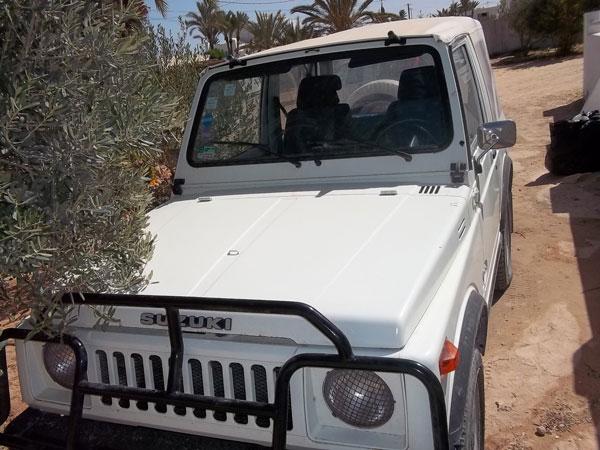 vente voiture occasion tunisie suzuki samurai