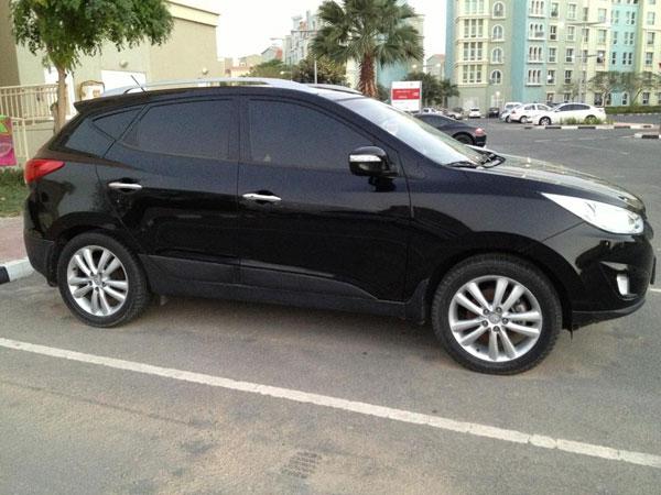 vente voiture occasion tunisie hyundai tucson