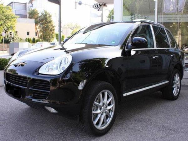 vente voiture occasion tunisie porshe cayenne