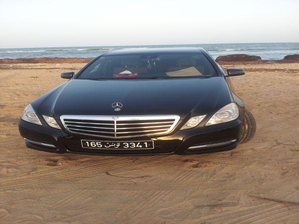 vente voiture occasion tunisie mercedes classe e