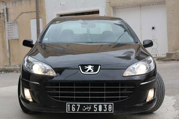 vente voiture occasion tunisie peugeot 407
