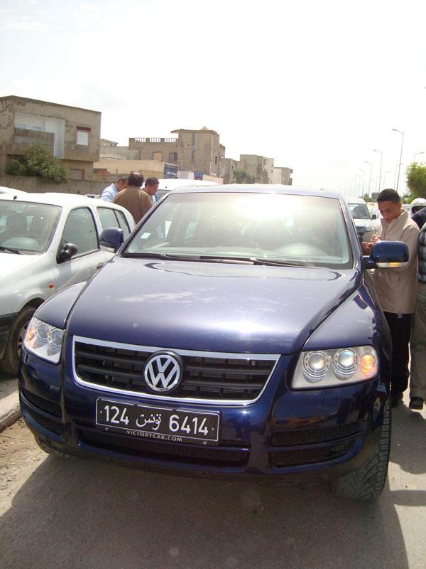 vente voiture occasion tunisie volkswagen touareg. Black Bedroom Furniture Sets. Home Design Ideas