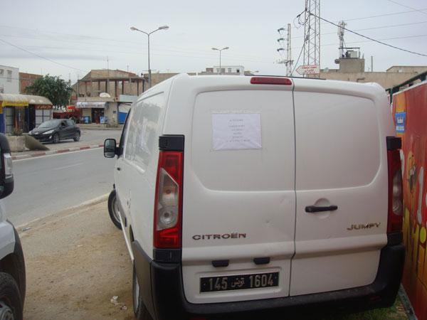 vente voiture occasion tunisie citroen jumpy