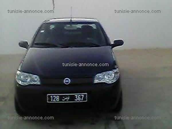 vente voiture occasion tunisie fiat siena