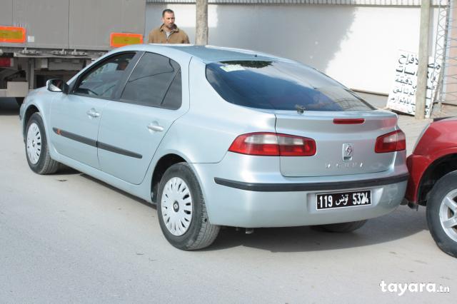 vente voiture occasion tunisie renault laguna