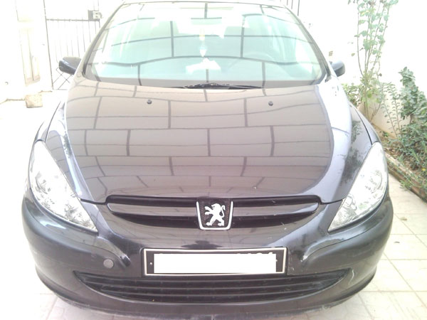 vente voiture occasion tunisie peugeot 307