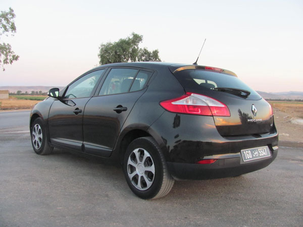 vente voiture occasion tunisie renault megane estate