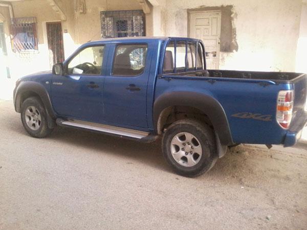 vente voiture occasion tunisie mazda b 2500