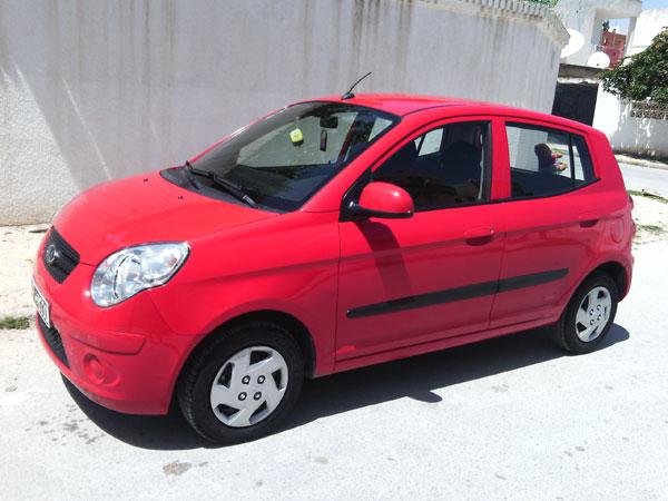 vente voiture occasion tunisie kia picanto