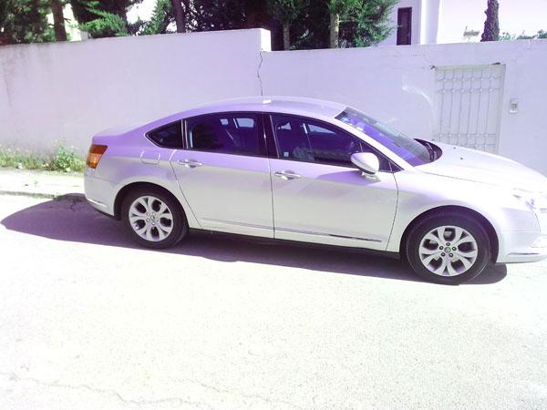 vente voiture occasion tunisie citroen c5