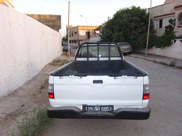 vente voiture occasion tunisie mitsubishi l200