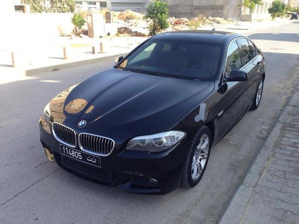 Bmw serie 4 prix tunisie