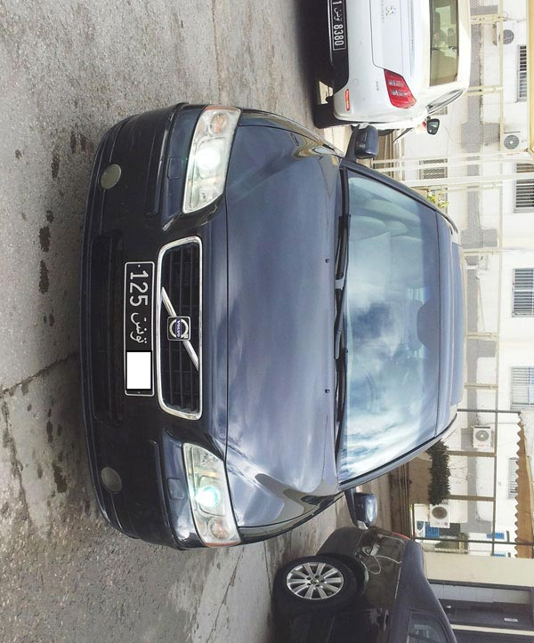 vente voiture occasion tunisie volvo s60