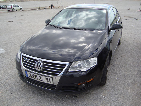 annonce de vente de voiture occasion en tunisie volkswagen passat tunis. Black Bedroom Furniture Sets. Home Design Ideas