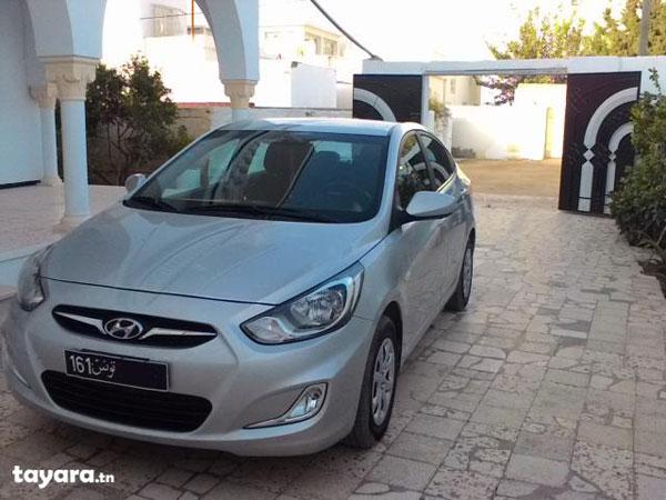vente voiture occasion tunisie hyundai accent
