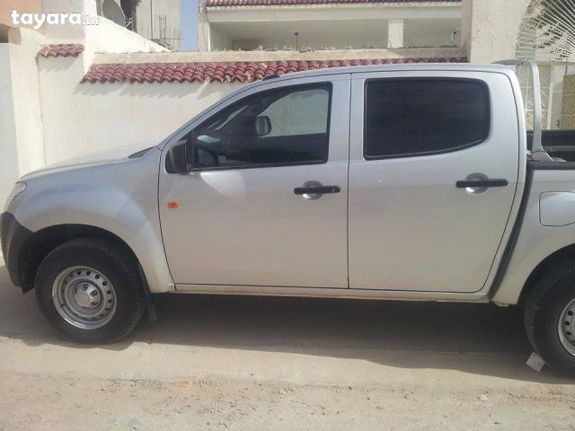 vente voiture occasion tunisie isuzu d max
