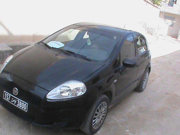 vente voiture occasion tunisie fiat grande punto