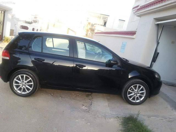 vente voiture occasion tunisie volkswagen golf