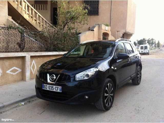 vente voiture occasion tunisie nissan qashqai