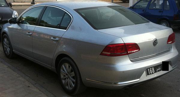 vente voiture occasion tunisie volkswagen passat