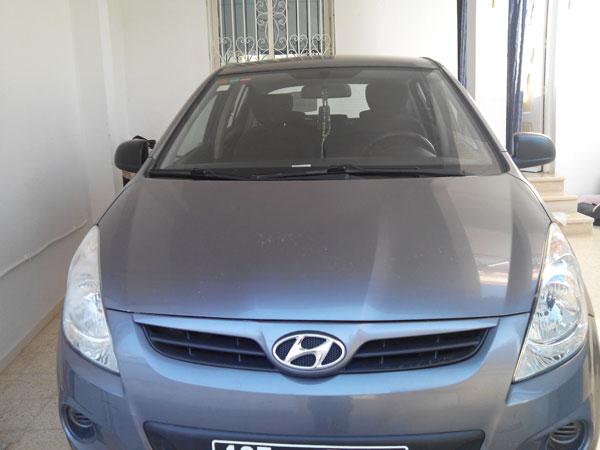 vente voiture occasion tunisie hyundai i30