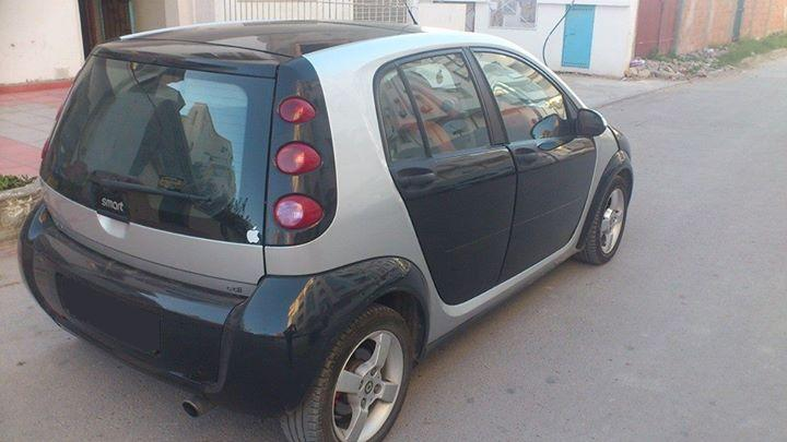 vente voiture occasion tunisie smart for four