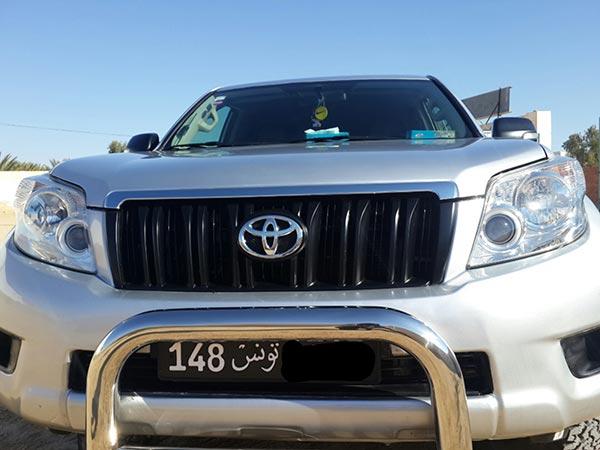 vente voiture occasion tunisie toyota fj cruiser