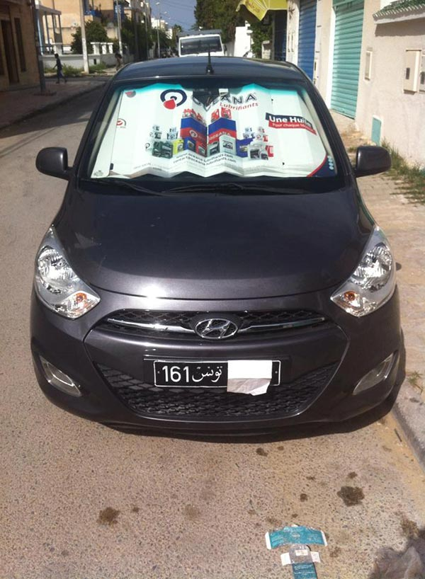 vente voiture occasion tunisie hyundai trajet