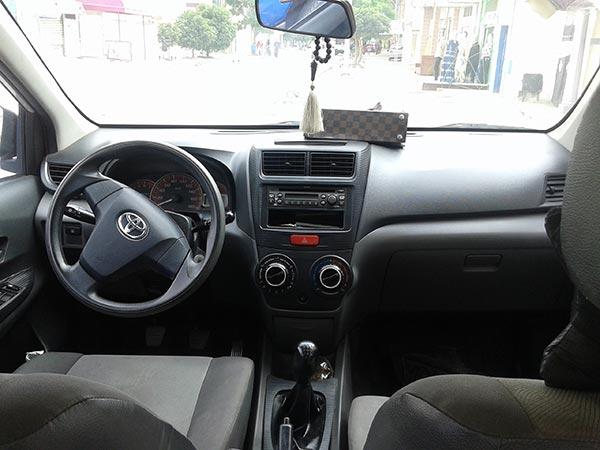 vente voiture occasion tunisie toyota avanza