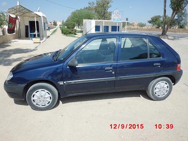 vente voiture occasion tunisie citroen saxo